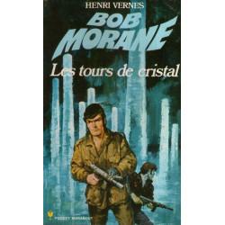 Marabout pocket (88) - Les tours de cristal - Bob Morane (102)