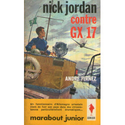 Marabout junior (244) - Nick Jordan contre GX 17 - Nick Jordan (17)