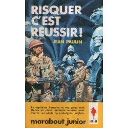 Marabout junior (241) - Risquer c'est réussir