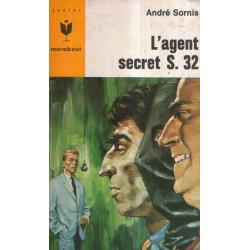 Marabout junior (344) - L'agent secret S.32