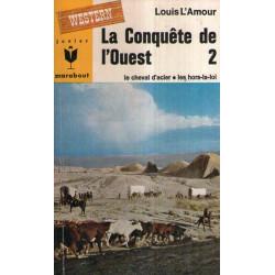 Marabout junior (326) - La conquête de l'ouest (2)