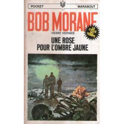 Marabout pocket (93) - Une rose pour l'Ombre jaune - Bob Morane (105)