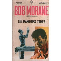 Marabout pocket (70) - Les mangeurs d'ames - Bob Morane (94)