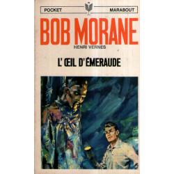Marabout pocket (1065) - L'oeil d'émeraude - Bob Morane (65)