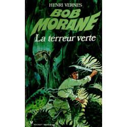 Marabout pocket (74) - La terreur verte - Bob Morane (94)