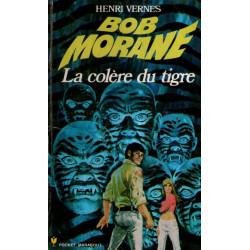 Marabout pocket (128) - La colère du tigre - Bob Morane (125)