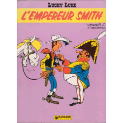 Lucky Luke (45) - L'empereur Smith