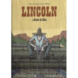 Lincoln (1) - Crane de bois