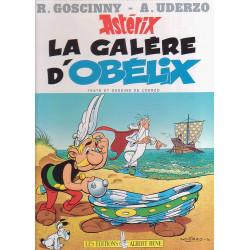 Astérix(30 )- La galère d'Obélix