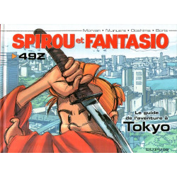 Spirou et Fantasio (49 Z) - Le guide de l'aventure à Tokyo
