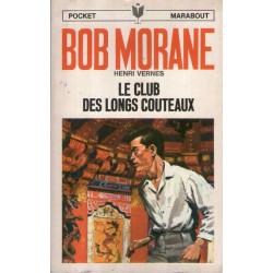 Marabout pocket (1040) - Le club des longs couteaux - Bob Morane (55)