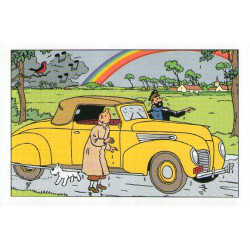Tintin - Arc-en-ciel