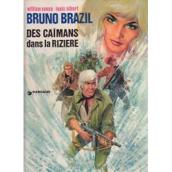 Bruno Brazil (7) - Des Caîmans dans la Rizière