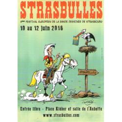 Lucky Luke - Strasbourg