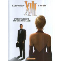 XIII (24) - L'héritage de Jason Mac Lane