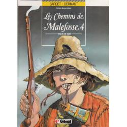 Les chemins de Malefosse (4) - Face de suie