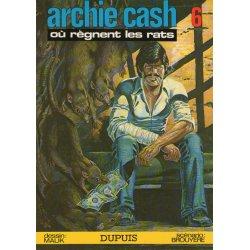 Archie Cash (6) - Où règnent les rats
