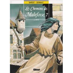 Les chemins de Malefosse (7) - La vierge