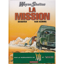 Wayne Shelton (1) - La mission
