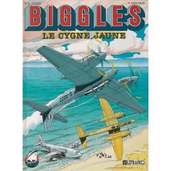 Biggles (1) - Le cygne jaune