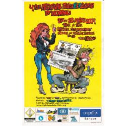 Natacha - 4e festival Philabédélique d'Hornu