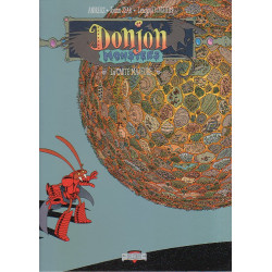 Donjon monsters (3) - La carte majeure