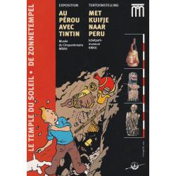 Tintin - Au Pérou avec Tintin