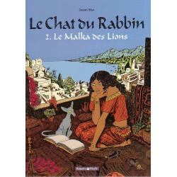 Le chat du rabbin (2) - La malka des lions
