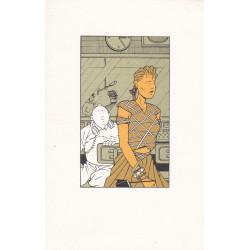 Madila - Homage à Tintin