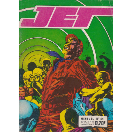 Jet Logan (44) - Le feu du ciel