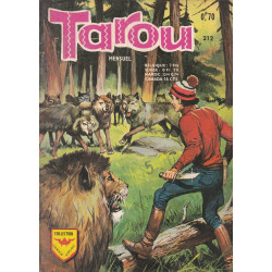 Tarou (212) - Le club des loups