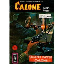 Calone (1) - Quand passe Calone