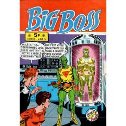 Big boss - Recueil (658) - Dimension condamnée
