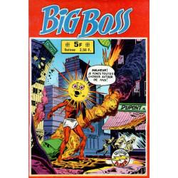 Big boss - Recueil (608) - La créature du soleil