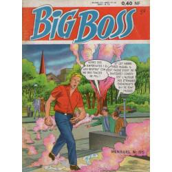 Big boss (65) - Les étrangers qui me compromettaient