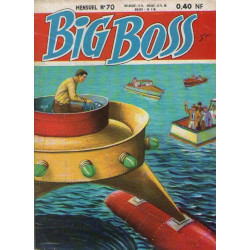 Big boss (70) - Prisonniers du monde du mirage