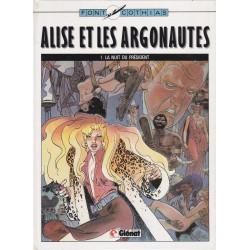 Alise et les argonautes (1) - La nuit du président