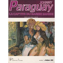Johnny Paraguay (1) - La captive du baron Samedi
