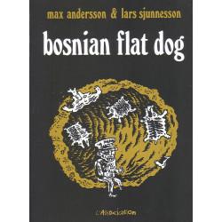 Bosnian flat dog