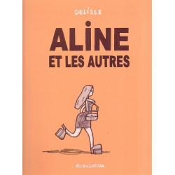 Guy Delisle - Aline et les autres