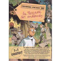 Théodore Poussin (10) - La terrasse des audiences (2)