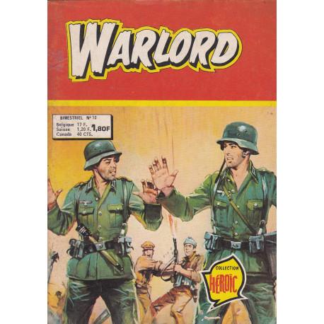 Warlord (10) - Attaque surprise