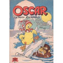 Oscar le petit canard (7) - Oscar au Pôle