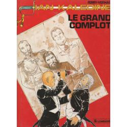 Ian Kalédine (7) - Le grand complot