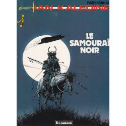 Ian Kalédine (8) - Le samouraï noir