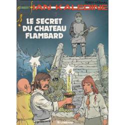 Ian Kalédine (9) - Le secret du chateau Flambard