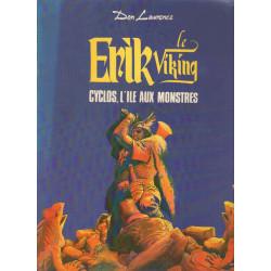 Erik le viking (6) - Cyclos l'île aux monstres