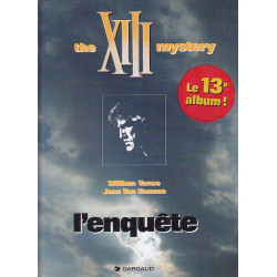 XIII (13) - The XIII mystery - L'enquête