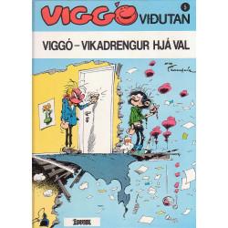 Gaston Lagaffe (HS) - Viggo vidutan