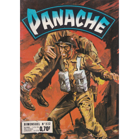Panache (222) - Pour le kara...